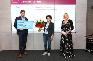 Bild 5 | Verleihung Silver Living JornalistInnen Award