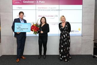 Bild 6 | Verleihung Silver Living JornalistInnen Award