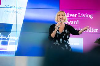 Bild 12 | Verleihung Silver Living JornalistInnen Award