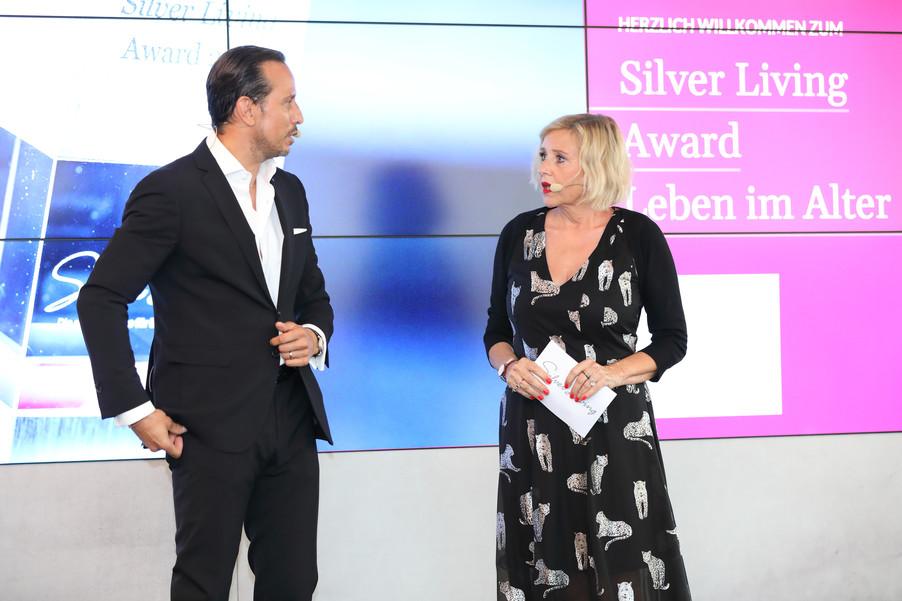 Bild 20 | Verleihung Silver Living JornalistInnen Award