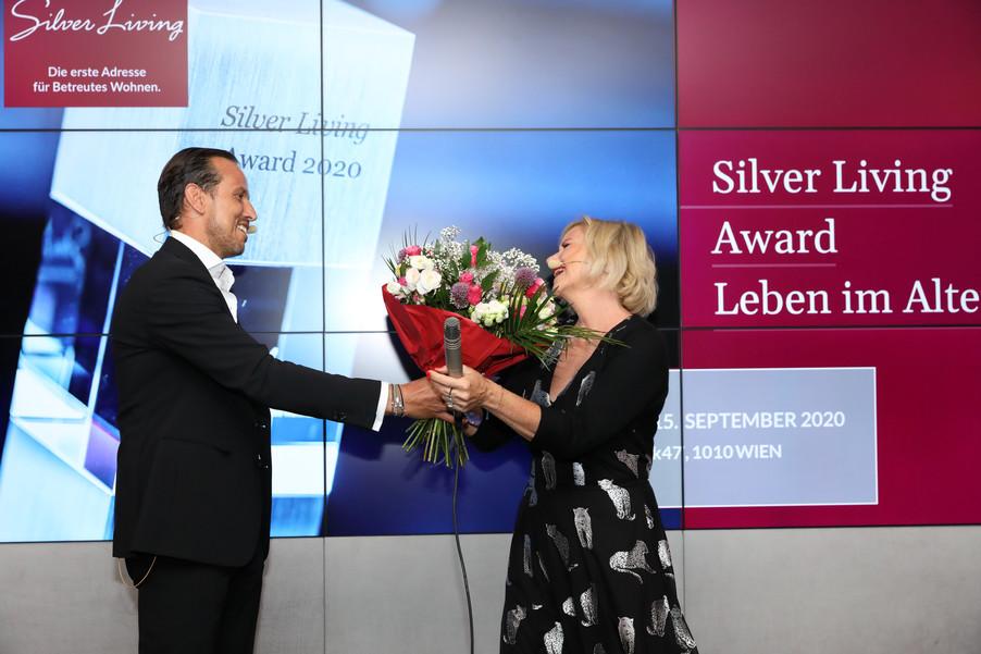 Bild 29 | Verleihung Silver Living JornalistInnen Award