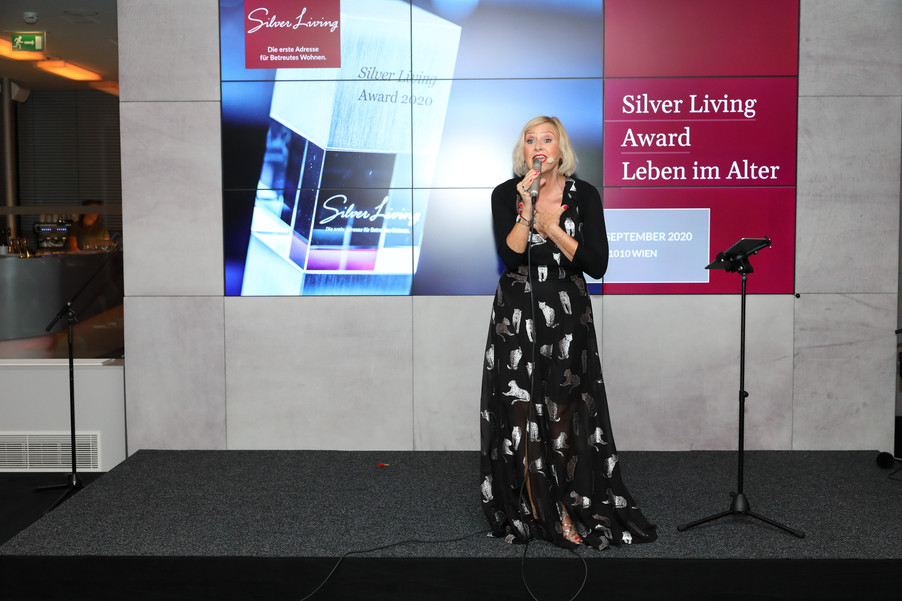 Bild 30 | Verleihung Silver Living JornalistInnen Award