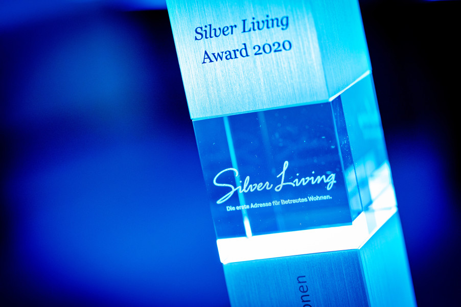 Bild 54 | Verleihung Silver Living JornalistInnen Award