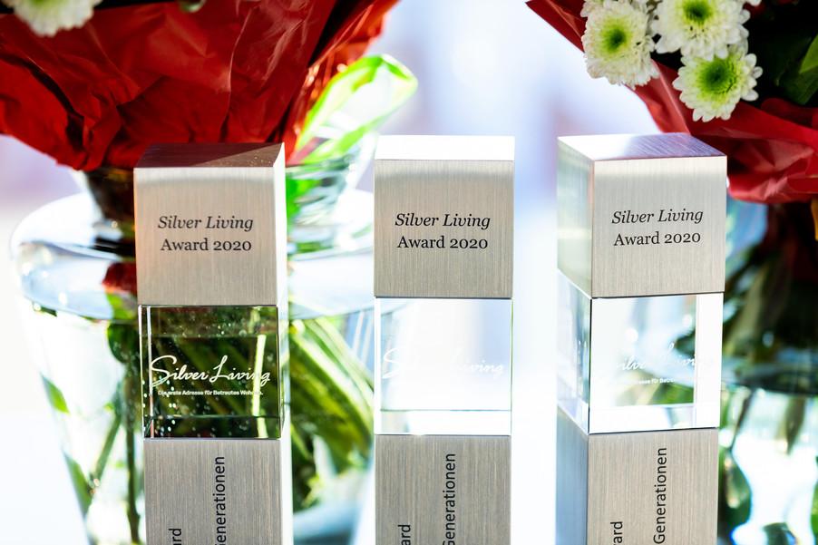 Bild 58 | Verleihung Silver Living JornalistInnen Award