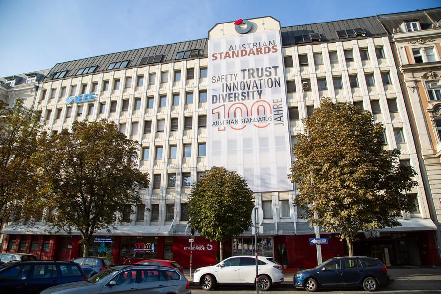 Bild 37   100 Jahre Austrian Standards – Zukunft gestalten