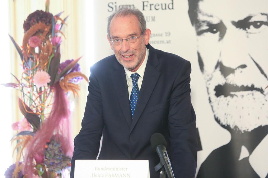 Bild 25 | Wissenschaftsminister Heinz Faßmann