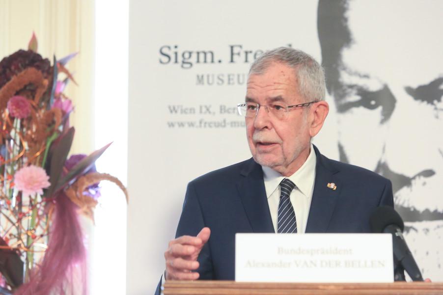 Bild 29 | Bundespräsident Alexander Van der Bellen