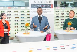 Bild 9   Auftakt der Aktion Brillensammlung für Afrika