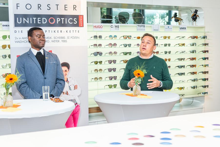 Bild 11   Auftakt der Aktion Brillensammlung für Afrika