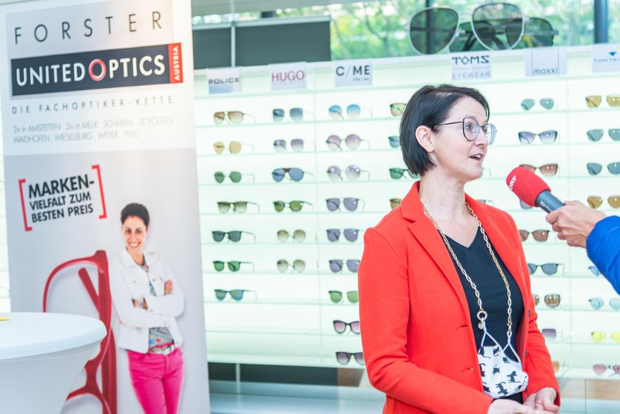 Bild 16   Auftakt der Aktion Brillensammlung für Afrika