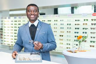 Bild 3   Auftakt der Aktion Brillensammlung für Afrika