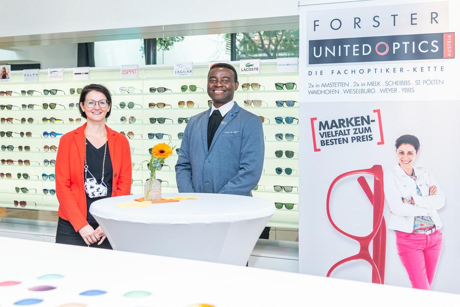 Bild 5   Auftakt der Aktion Brillensammlung für Afrika