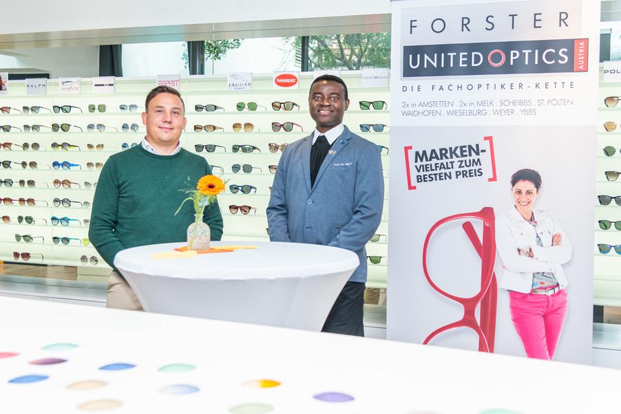 Bild 4   Auftakt der Aktion Brillensammlung für Afrika