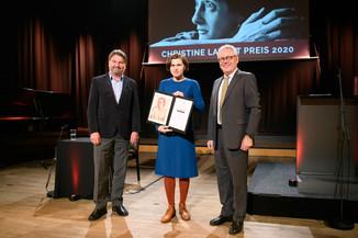 Bild 1 | Christine Lavant Preis - Matinee 2020