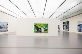 Bild 11 | Eröffnung  Franz Gertsch