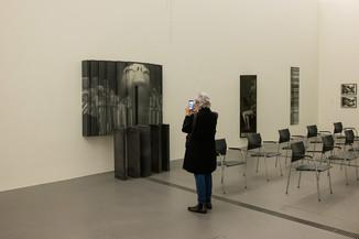 Bild 18 | Eröffnung  Franz Gertsch