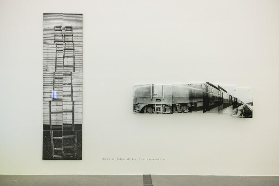 Bild 24 | Eröffnung  Franz Gertsch