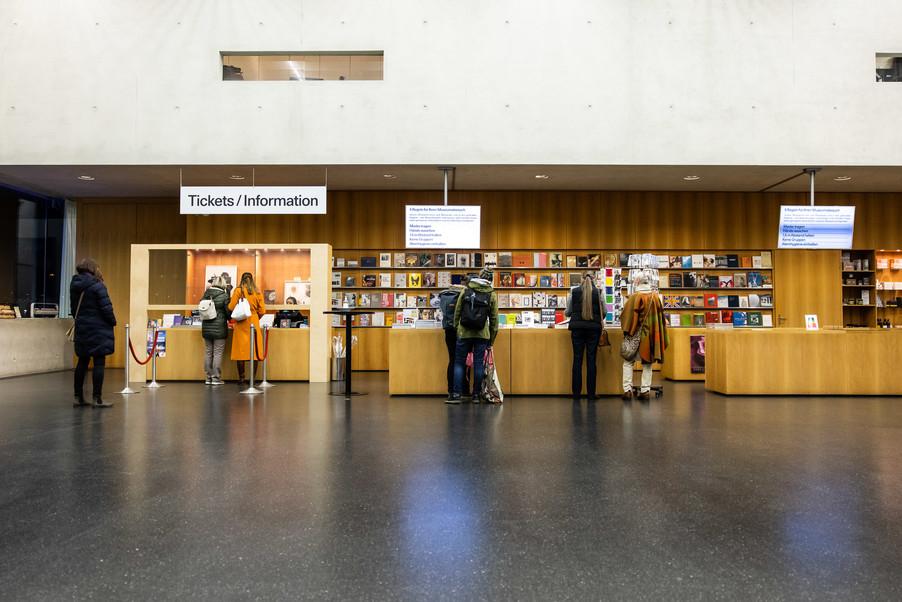Bild 26 | Eröffnung  Franz Gertsch
