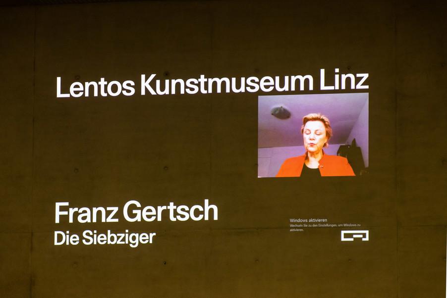 Bild 38 | Eröffnung  Franz Gertsch