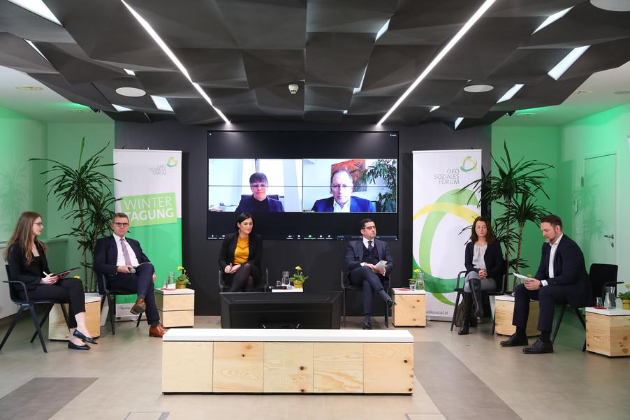 Bild 48 | Wintertagung 2021 – Pressegespräch und Eröffnungstag Agrarpolitik