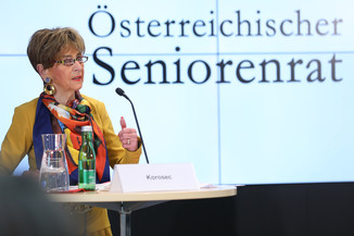 Bild 3 | Pressekonferenz des Österreichischen Seniorenrates