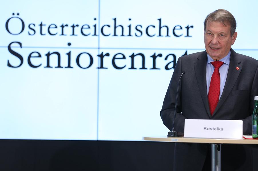 Bild 13 | Pressekonferenz des Österreichischen Seniorenrates