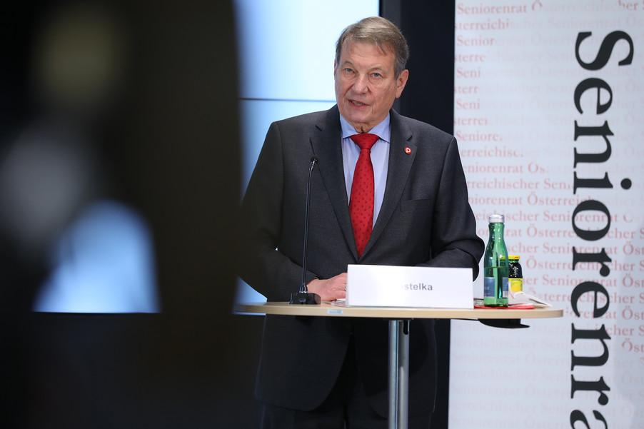 Bild 14 | Pressekonferenz des Österreichischen Seniorenrates
