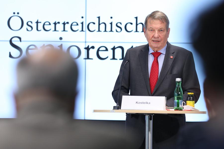 Bild 15 | Pressekonferenz des Österreichischen Seniorenrates