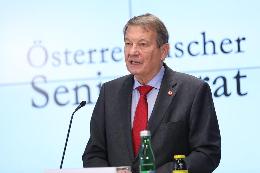 Bild 17 | Pressekonferenz des Österreichischen Seniorenrates