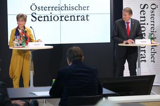 Bild 18 | Pressekonferenz des Österreichischen Seniorenrates