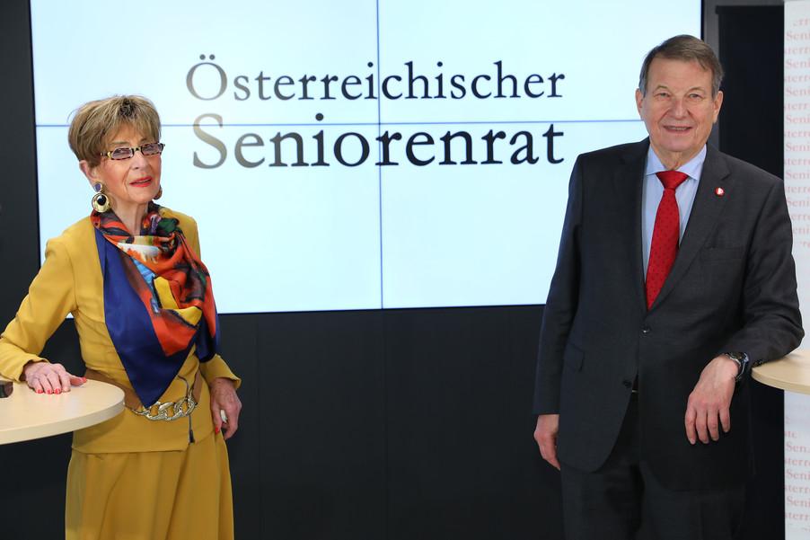 Bild 20 | Pressekonferenz des Österreichischen Seniorenrates