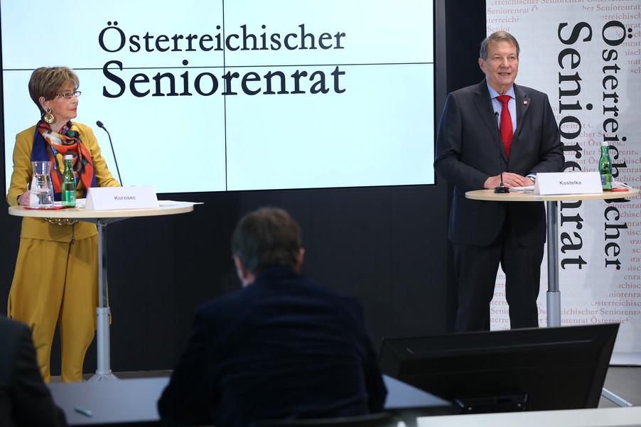 Bild 21 | Pressekonferenz des Österreichischen Seniorenrates