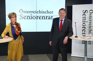 Bild 23 | Pressekonferenz des Österreichischen Seniorenrates
