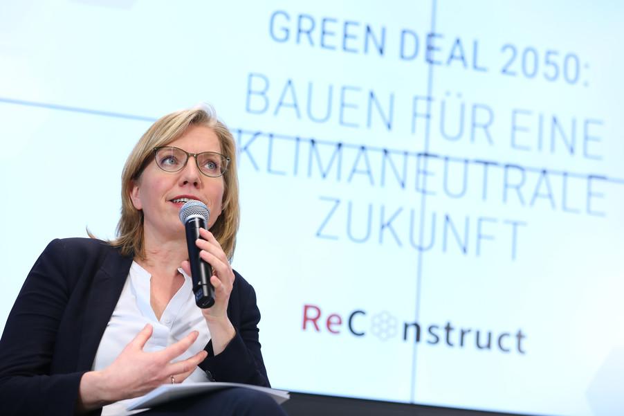 Bild 5 | Green Deal 2050: Bauen für eine klimaneutrale Zukunft - Lösungen gesucht