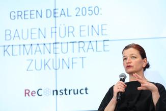 Bild 19 | Green Deal 2050: Bauen für eine klimaneutrale Zukunft - Lösungen gesucht