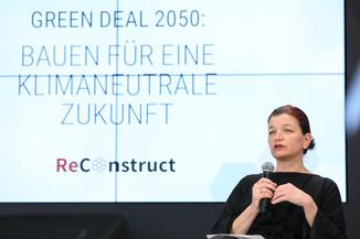 Bild 21 | Green Deal 2050: Bauen für eine klimaneutrale Zukunft - Lösungen gesucht