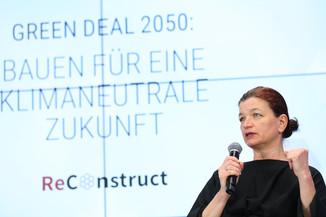 Bild 22 | Green Deal 2050: Bauen für eine klimaneutrale Zukunft - Lösungen gesucht
