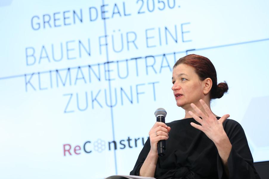 Bild 23 | Green Deal 2050: Bauen für eine klimaneutrale Zukunft - Lösungen gesucht