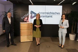 Bild 1 | Österreichisches Patentamt: Jahresbilanz