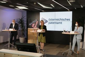 Bild 2 | Österreichisches Patentamt: Jahresbilanz