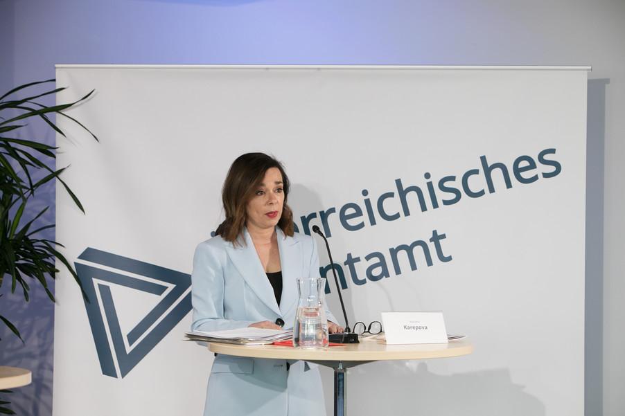Bild 17 | Österreichisches Patentamt: Jahresbilanz