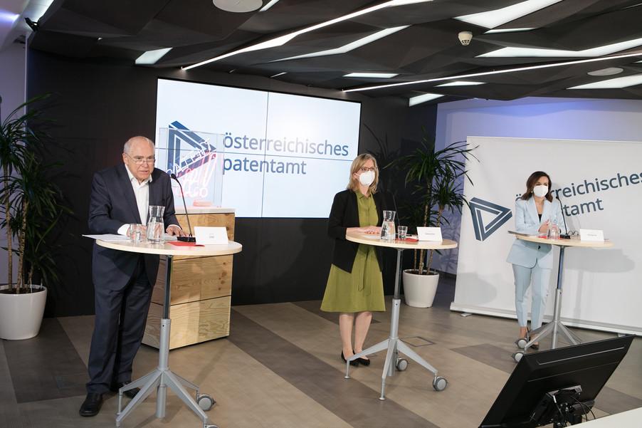 Bild 36 | Österreichisches Patentamt: Jahresbilanz