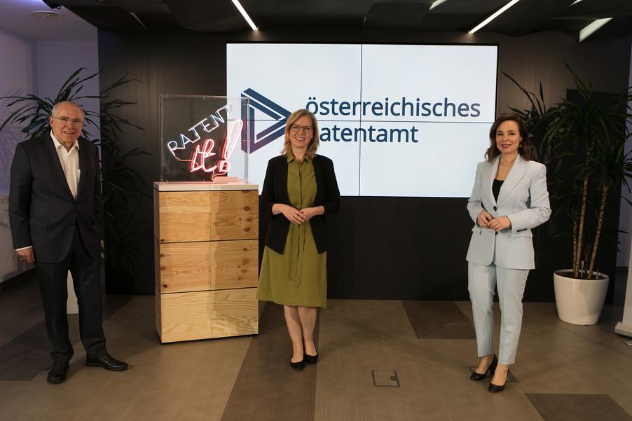 Bild 38 | Österreichisches Patentamt: Jahresbilanz