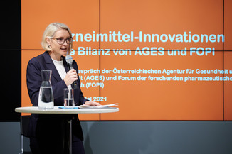 """Bild 2   Presse-Round-Table """"Arzneimittel-Innovationen 2020"""""""
