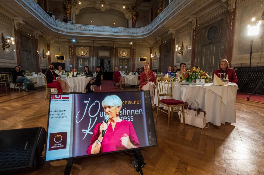 Bild 43 | Österreichischer Journalistinnenkongress