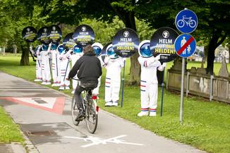 Bild 19 | Bregenz am 8.6.2021, APA KFV Kuratorium fuer Verkehrssicherheit, Event Nr. 0128.21, Gruppenfoto mit ...