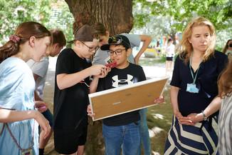 Bild 6 | 2 SchülerInnen der BRG 3 gewinnen bei Zeichenwettbewerb