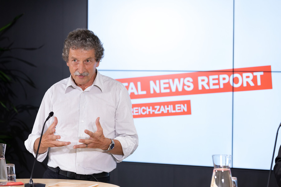 Bild 11   Digital News Report – Jahresbericht 2021