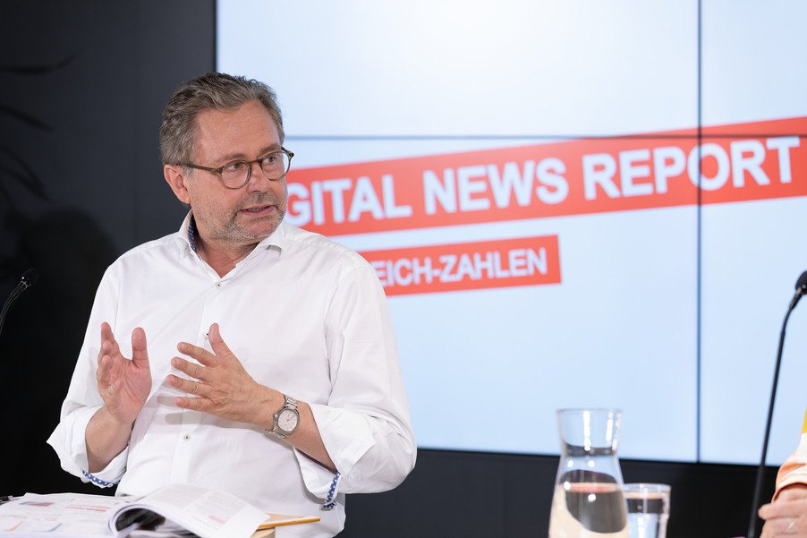 Bild 22   Digital News Report – Jahresbericht 2021