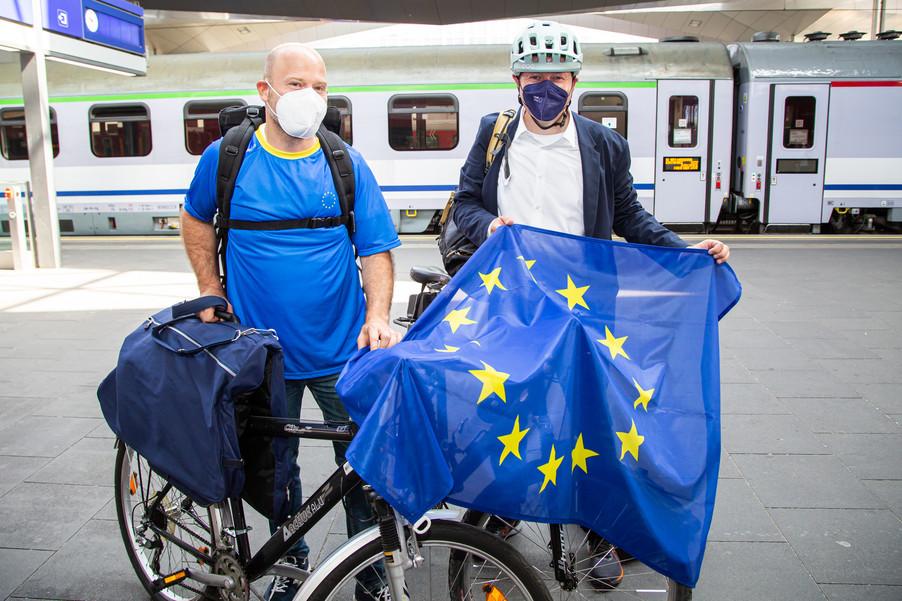 Bild 1   Bundesländer-Tour der Vertretung der Europäischen Kommission und der Österreichischen ...